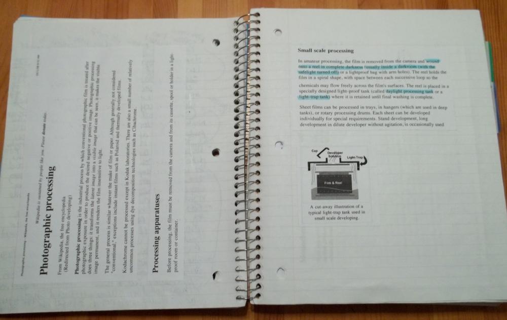 The Notebook That Built My Novel (2/4)