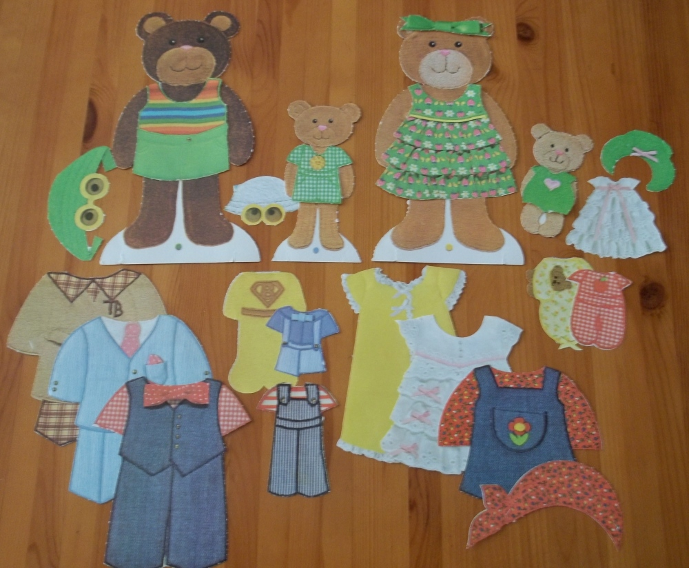 Paper Dolls Are Partially At Fault (2/4)