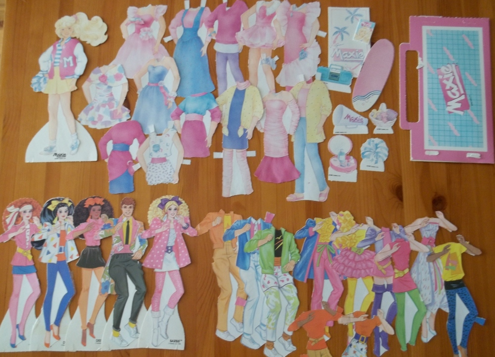 Paper Dolls Are Partially At Fault (3/4)