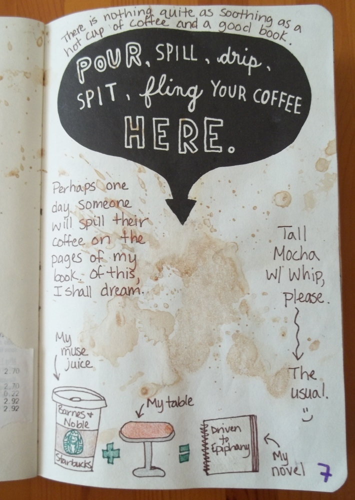 Wreck This Journal: Letting Go (3/3)