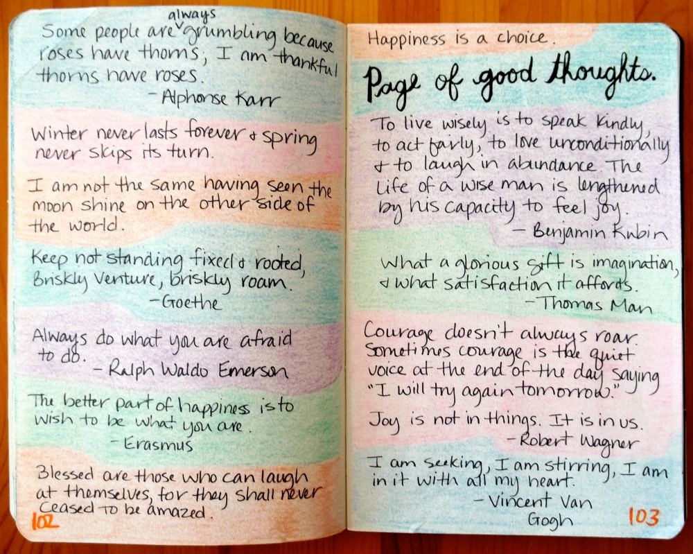 Wreck This Journal: Stay Positive