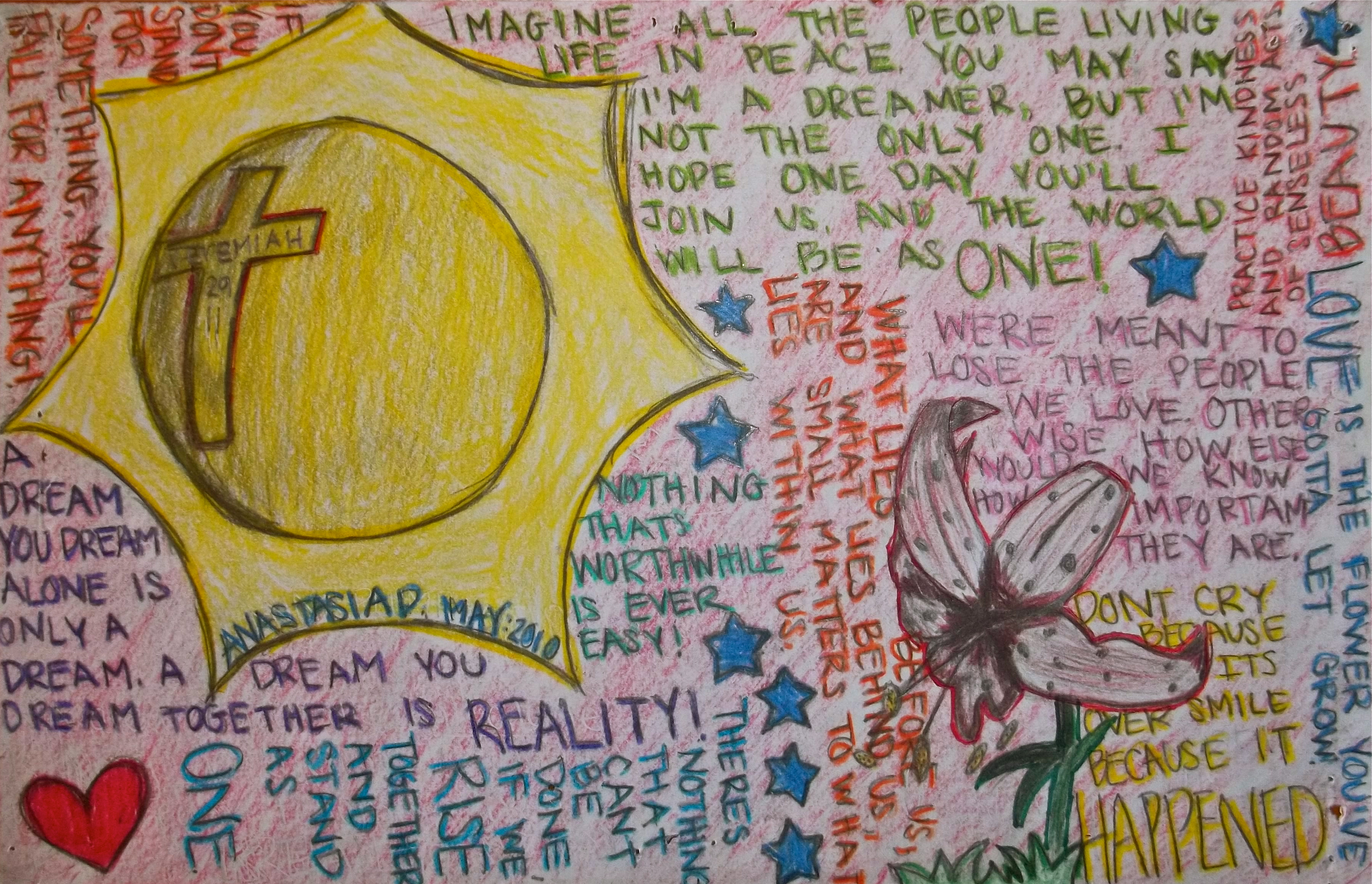 Lennon Wall – Page 2 – C.B. Wentworth