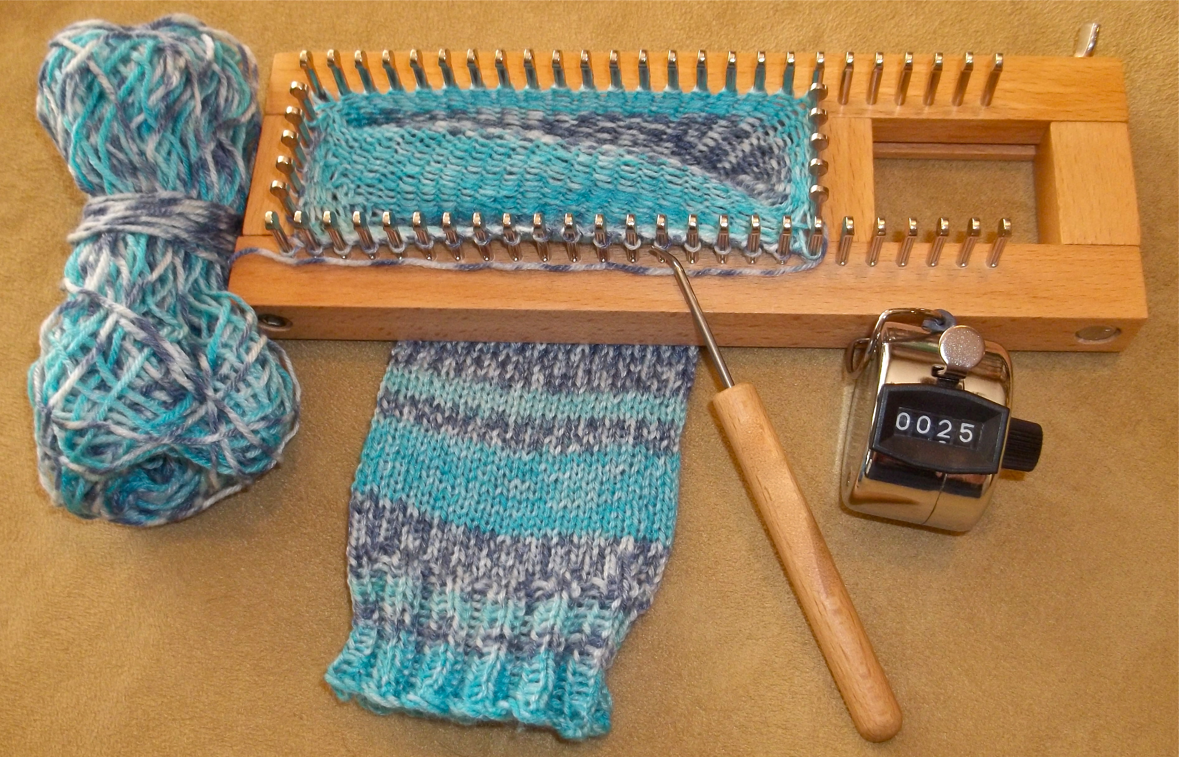 Sock Knitting Pattern For Beginners : I Made Socks And You Can, Too!   C.B. Wentworth
