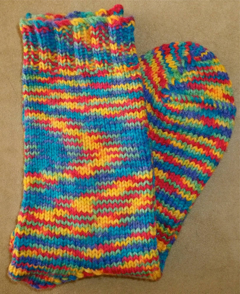 I Made Socks And You Can, Too! (3/5)