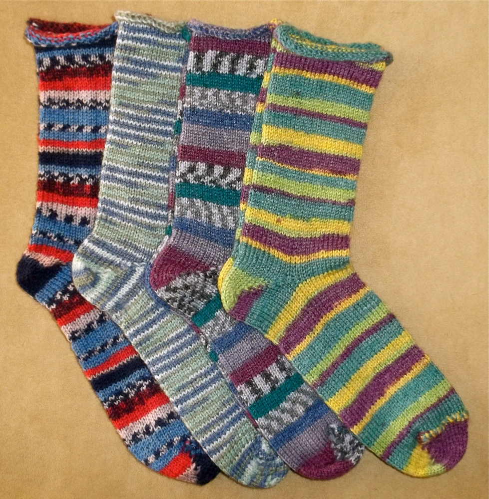 I Made Socks And You Can, Too! (2/5)