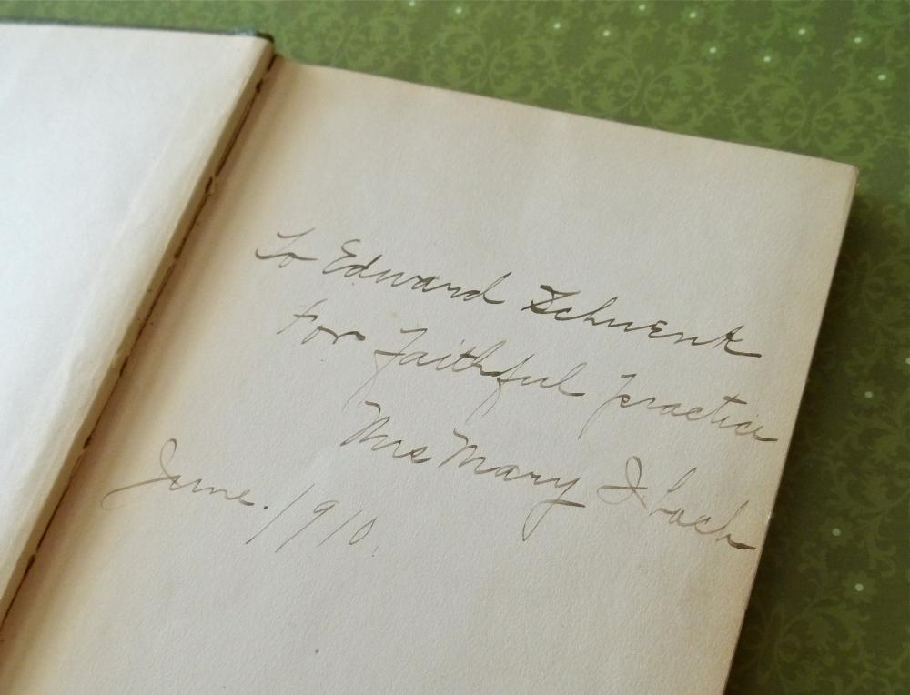 Beautiful Book Inscriptions (6/6)