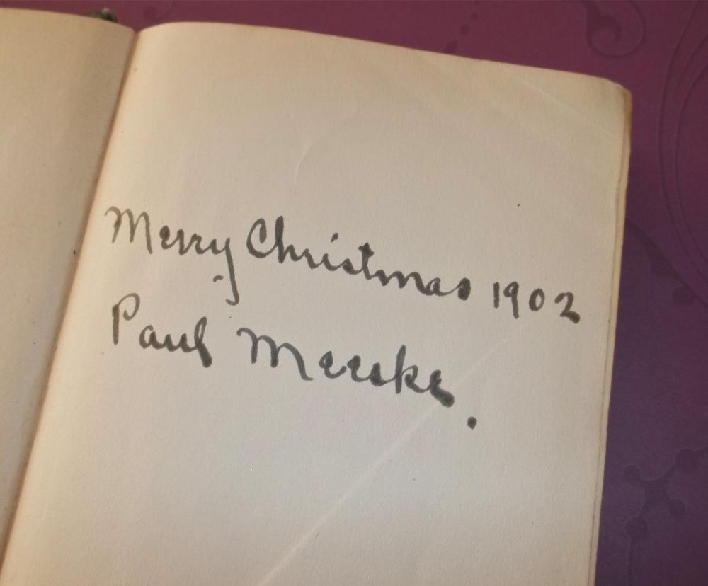 Beautiful Book Inscriptions (5/6)