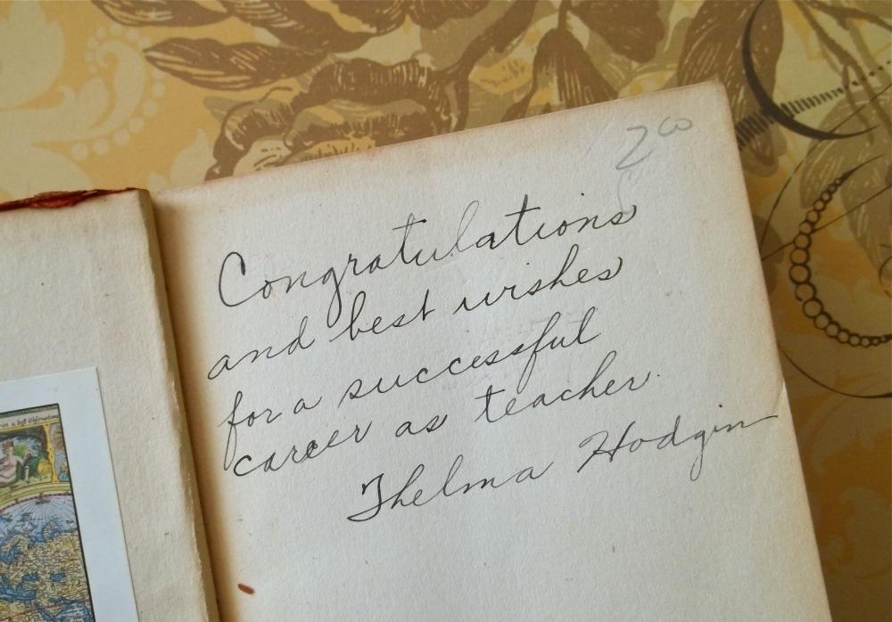 Beautiful Book Inscriptions (1/6)