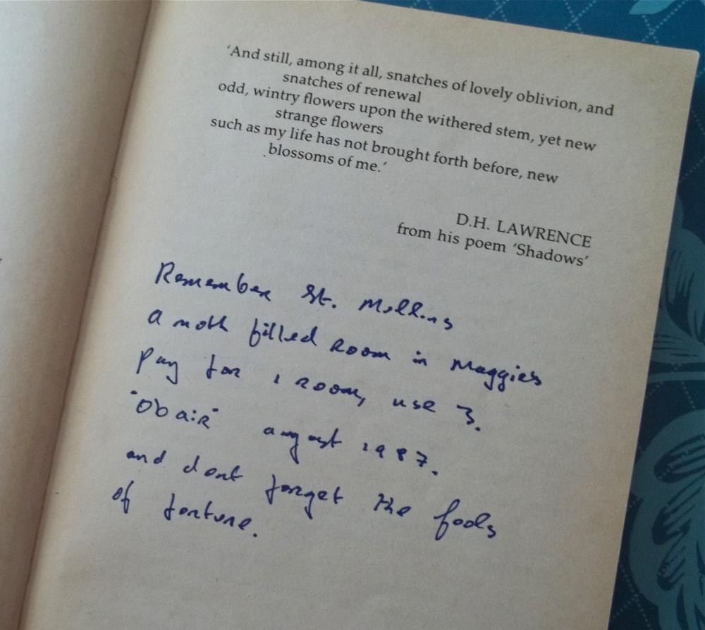 Beautiful Book Inscriptions (3/6)