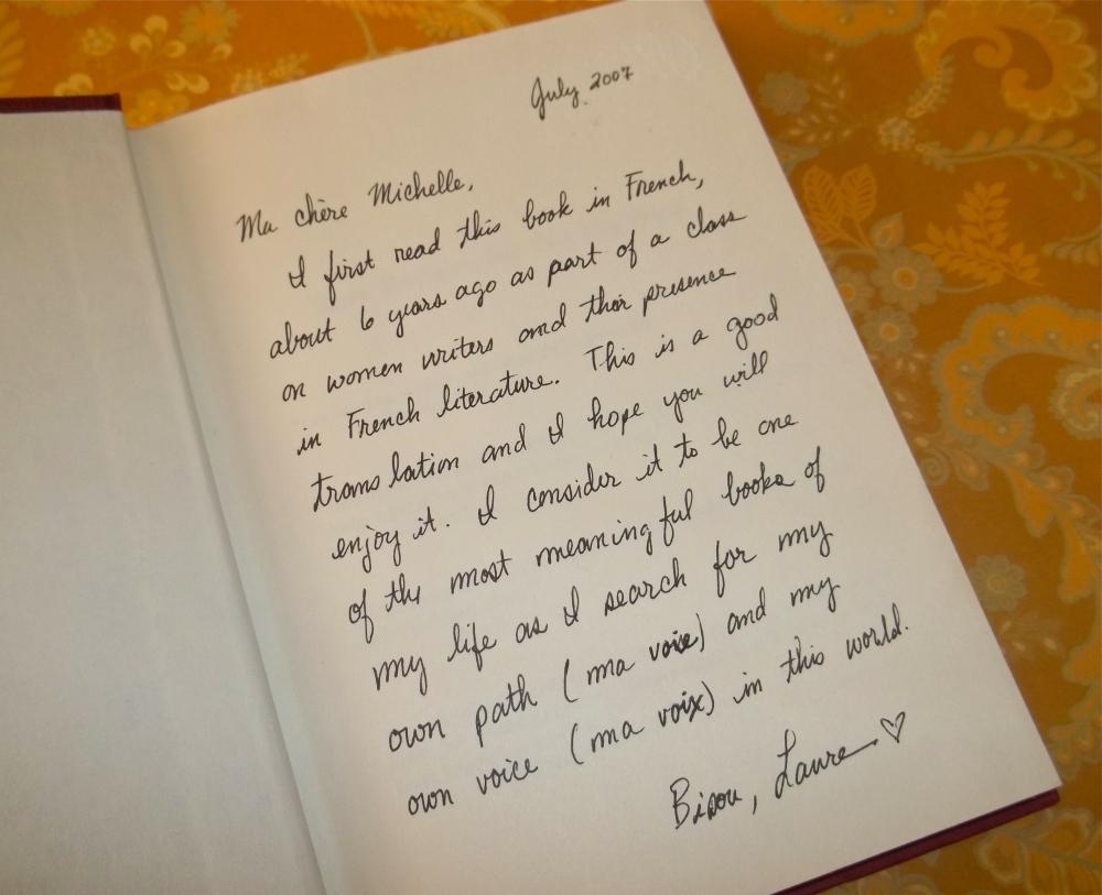 Beautiful Book Inscriptions (4/6)
