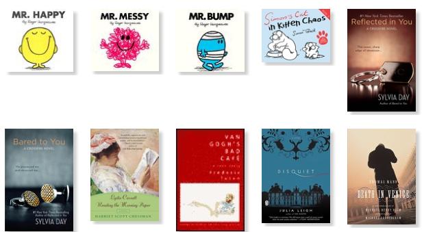 Book List #3