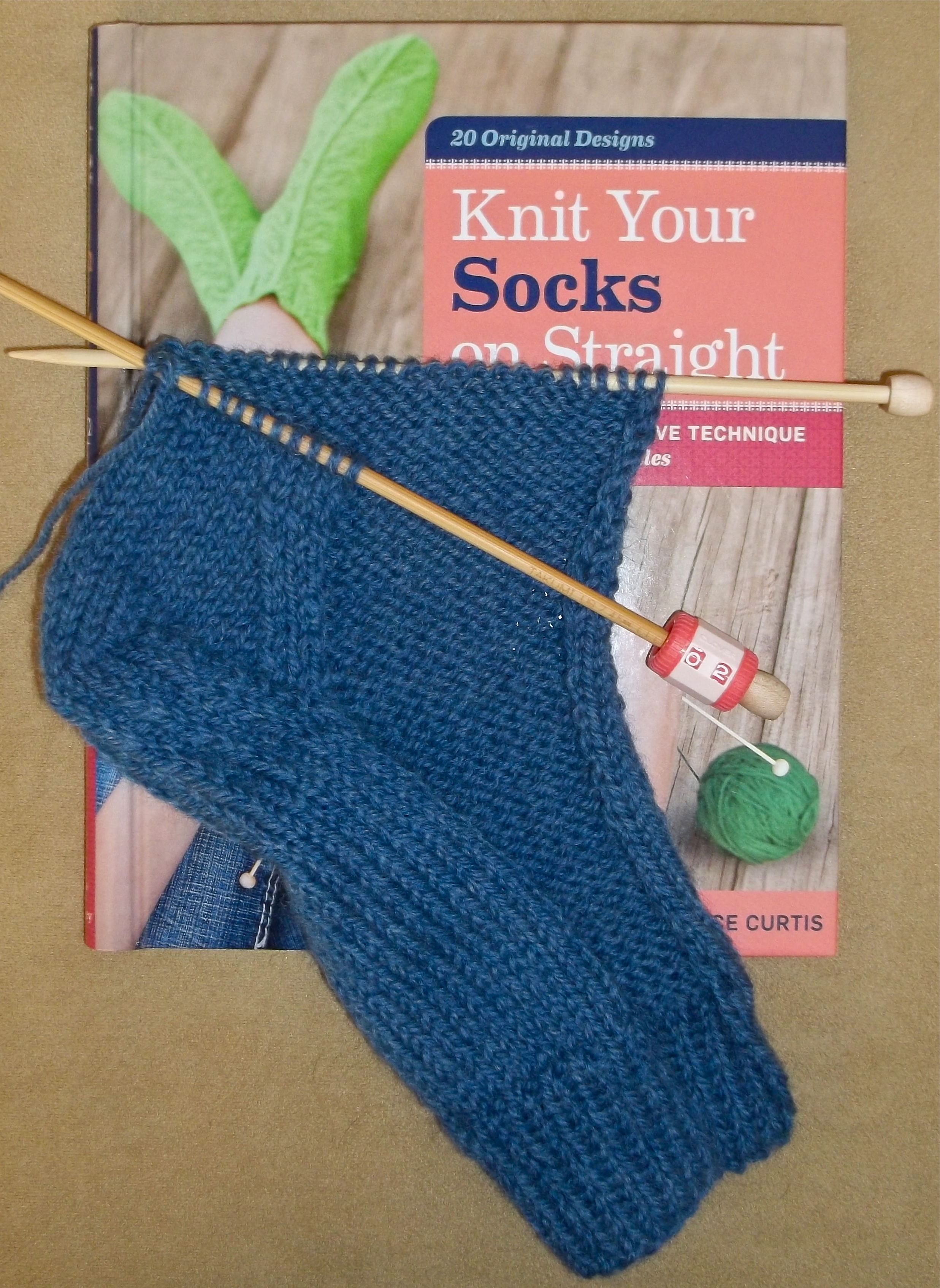 Favorite Thing Friday: Straight Needle Socks – C.B. Wentworth