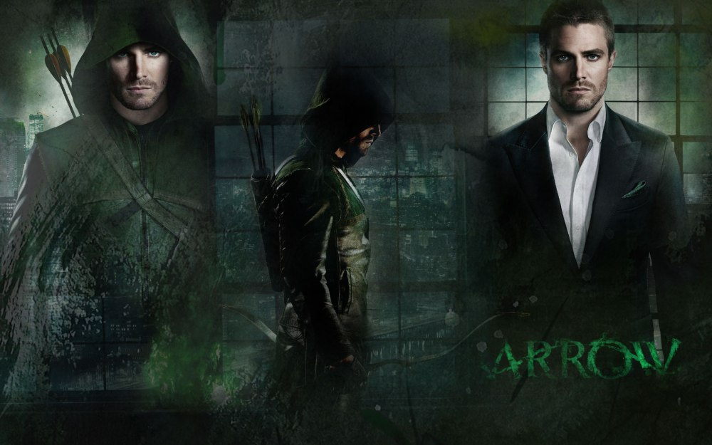 10 Reasons Why Arrow is Awesome (6/6)