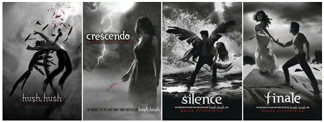 hush hush books