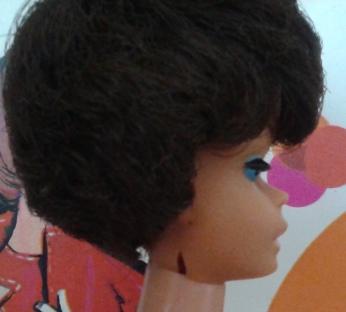Brunette Bubblecut Nect Split