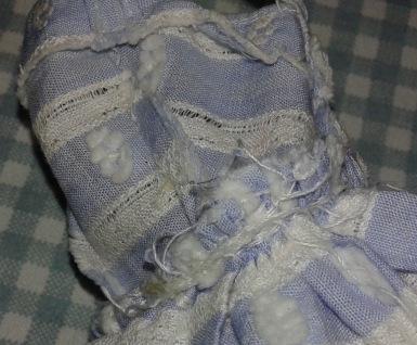 Suburban Shopper Skirt Seam_Before